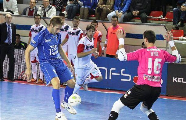 Peñíscola FS - Santiago Futsal: tres puntos importantes para distintas aspiraciones