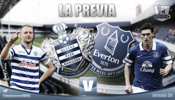 QPR - Everton: en horas bajas