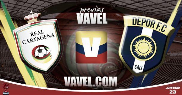 Real Cartagena - Depor FC: una victoria, el tesoro más deseado