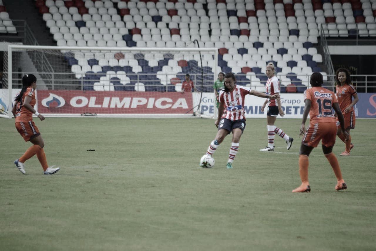 Previa Real San Andrés vs. Atlético Junior: la despedida de las isleñas