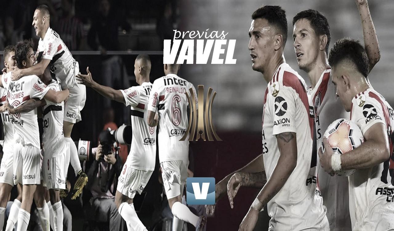 Previa São Paulo vs. River: duelo desparejo