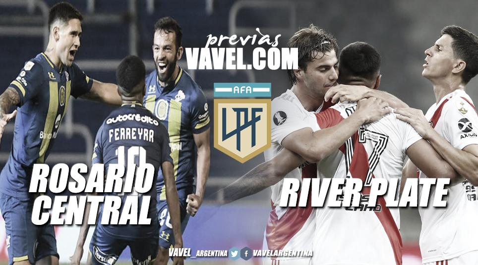 Previa de Rosario Central vs. River: para asegurar
