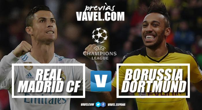 Previa Real Madrid - Borussia Dortmund: duelo de necesidades en el Bernabéu