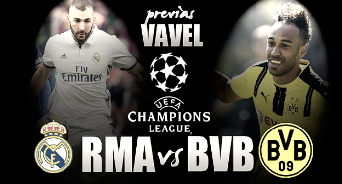Champions - Il Real ospita il Dortmund, incrocio in vetta