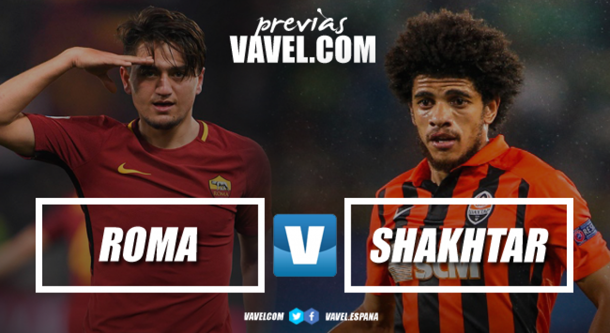 Champions League - Roma vs Shakhtar, tutto in una notte