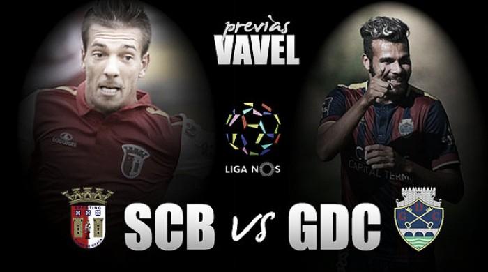 SC Braga - GD Chaves: Simão amenaza el cuarto puesto