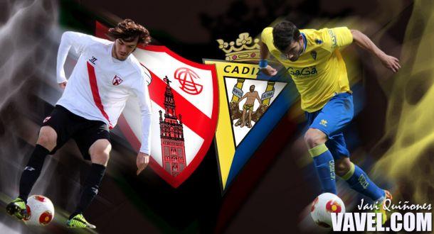Sevilla Atlético - Cádiz: toca hablar de fútbol