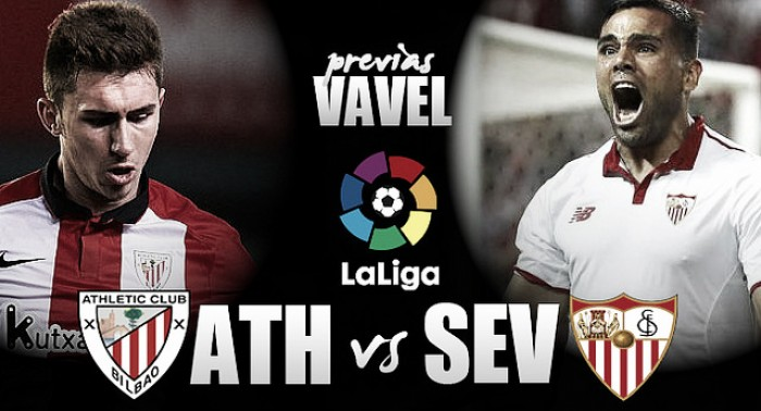 Athletic Club – Sevilla FC: A seguir sumando