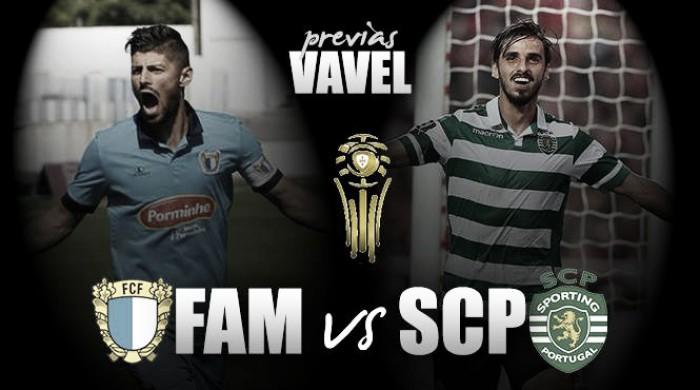 Previa Famalicão - Sporting de Portugal: no dejar lugar a la sorpresa