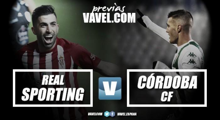 Previa Real Sporting - Córdoba CF: año nuevo, vida nueva