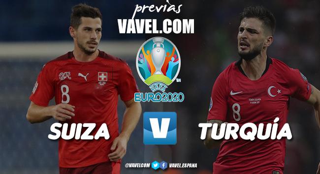 Previa Suiza vs Turquía: Esperan un milagro