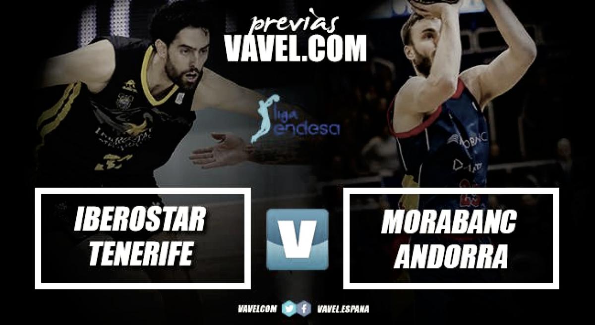 Tenerife y Andorra luchan por el octavo puesto, que es el que daría pie al Playoff | Foto: Álvaro García (VAVEL.com)