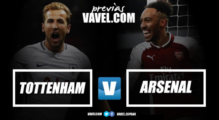 Previa Tottenham – Arsenal: ya