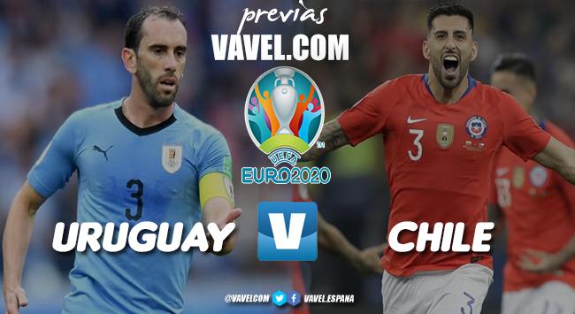 Previa Uruguay vs Chile: duelo de gigantes