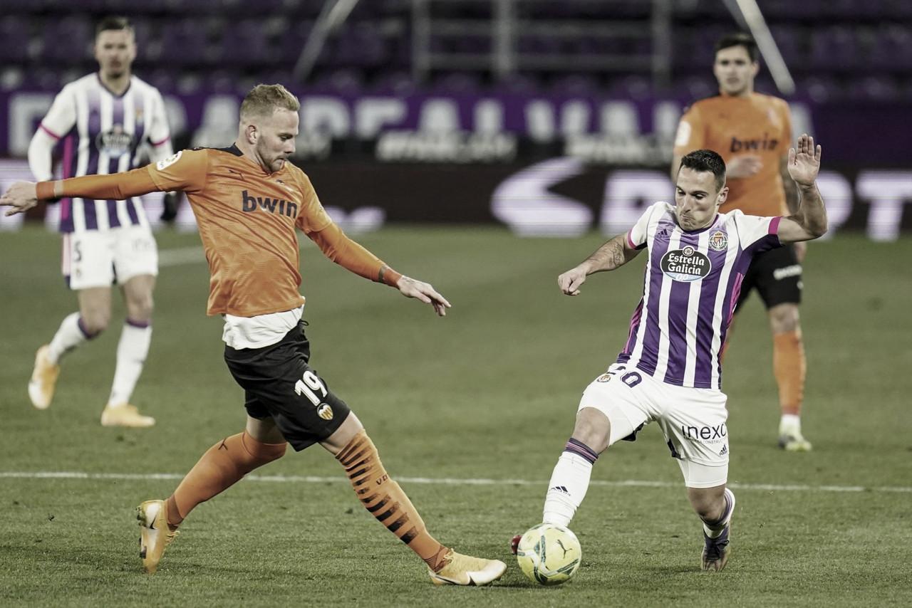 Previa Valencia CF vs Real Valladolid: la lucha por la permanencia