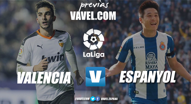 Previa Valencia vs Espanyol: acabar con buen pie en Mestalla