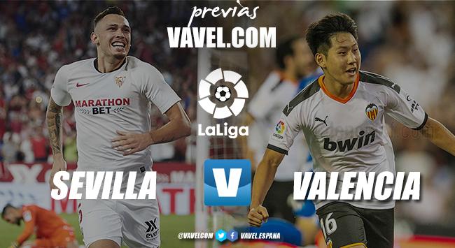 Previa Sevilla vs Valencia: partidazo para acabar la Liga