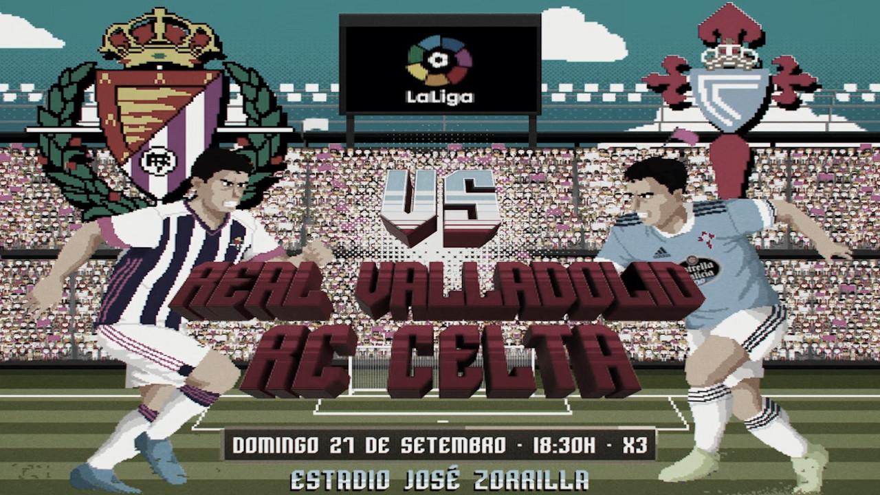 Previa Real Valladolid - RC Celta: por algo más que la permanencia
