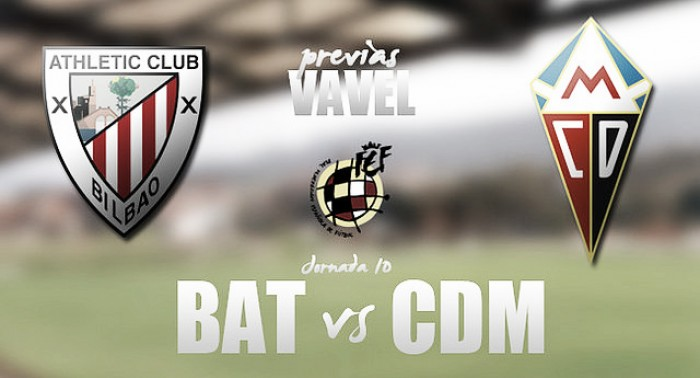 Bilbao Athletic – Mensajero: a seguir sumando