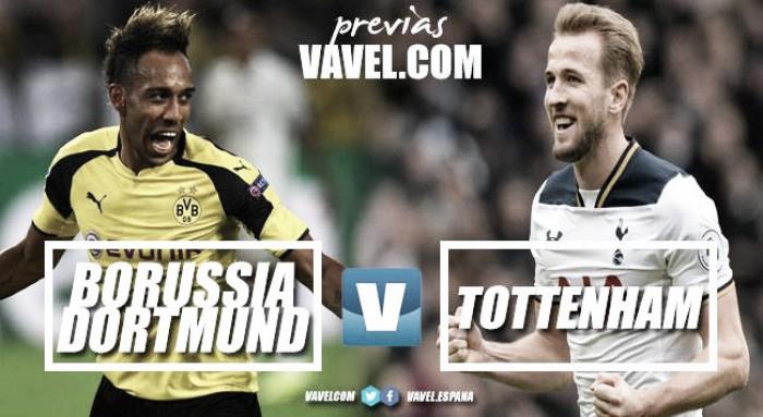 Previa Borussia Dortmund - Tottenham: a curar las heridas ligueras