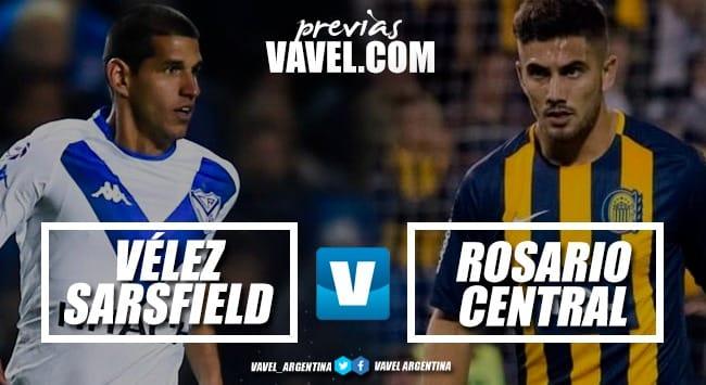 Previa: Vélez Sarsfield – Rosario Central: el Canalla no puede dormir por la Final