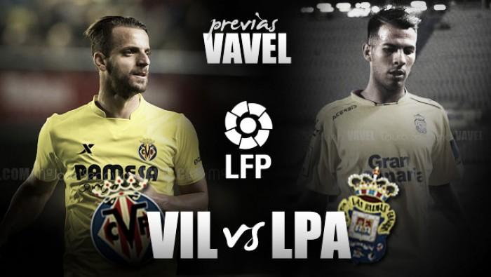 Previa Villarreal - Las Palmas: no hay dos sin tres