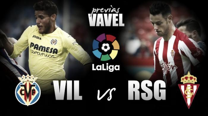 Previa Villarreal CF-Sporting de Gijón: seguir en la lucha, o morir en el intento