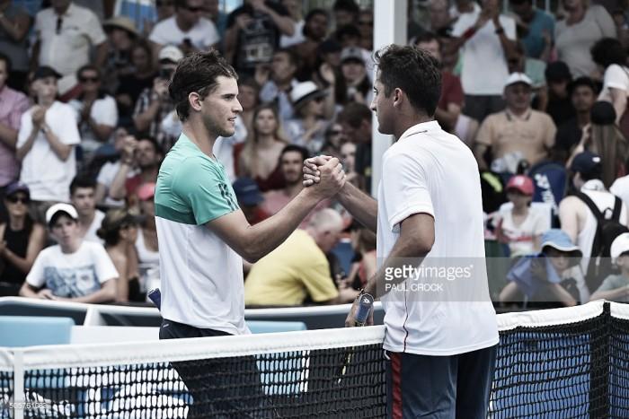 Resultado: Dominic Thiem - Nicolás Almagro por la final del Argentina Open 2016 (7-6,3-6,7-6)