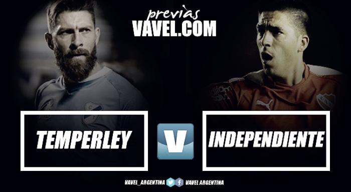 Previa Temperley - Independiente: Que los Diablos no conquisten el Beranger