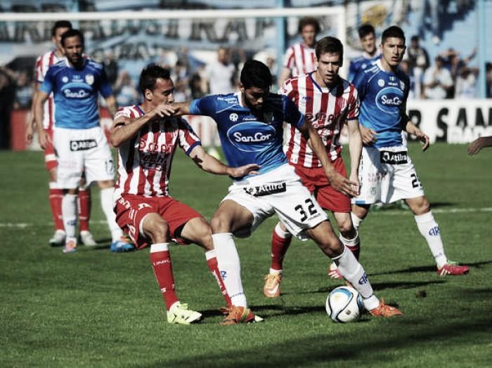 Marini y todo Unión con la mente en Atlético Rafaela