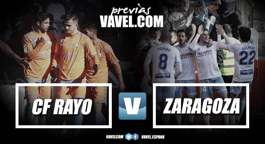 Previa Rayo Majadahonda - Zaragoza: dos equipos con la misma situación
