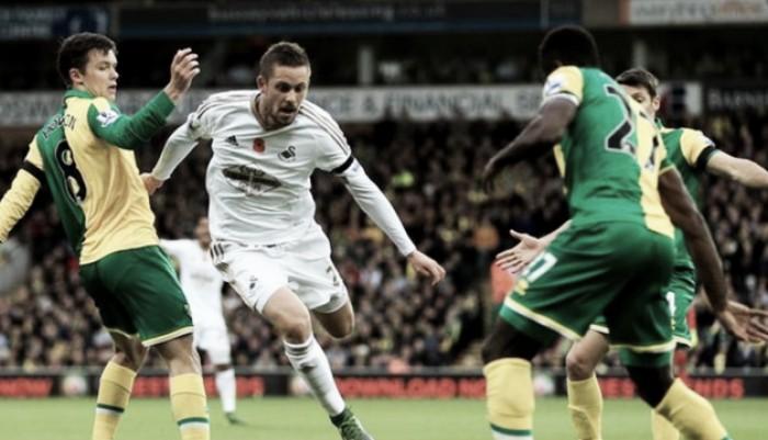 Swansea - Norwich: sin margen de error