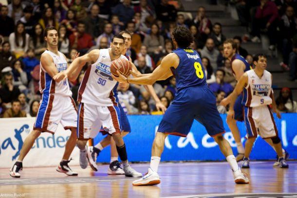 Río Natura Monbus - FC Barcelona: en busca de las sensaciones perdidas