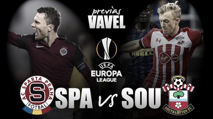 Previa Sparta de Praga vs Southampton: buscando un líder