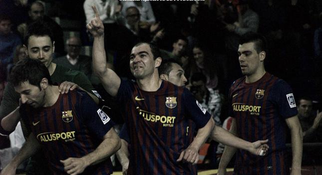 FC Barcelona Alusport - Sporting Club: primer paso hacia la gloria
