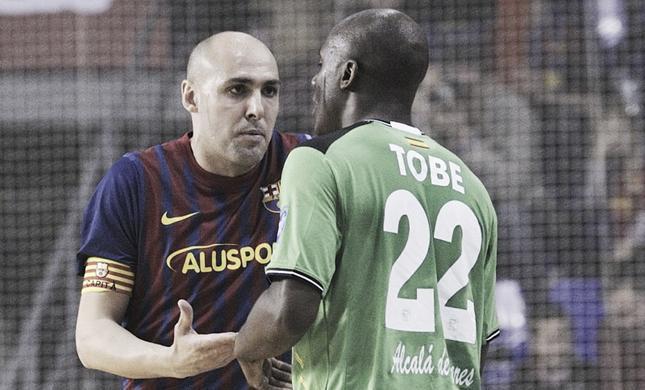 FC Barcelona Alusport - Inter Movistar: la derrota no está permitida