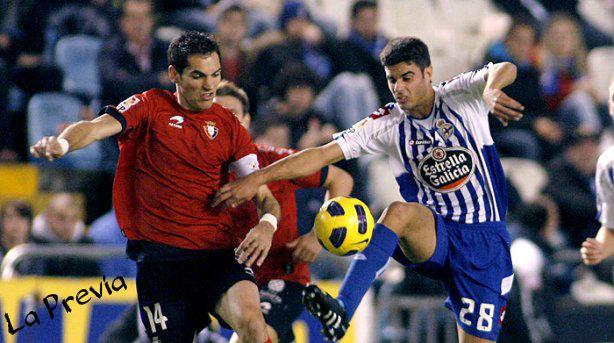 Deportivo-Osasuna: el telón de primera se vuelve a abrir en Riazor