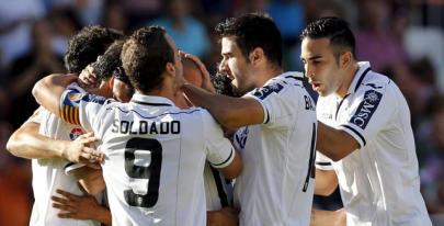 Valencia - Athletic: puntuaciones del Valencia