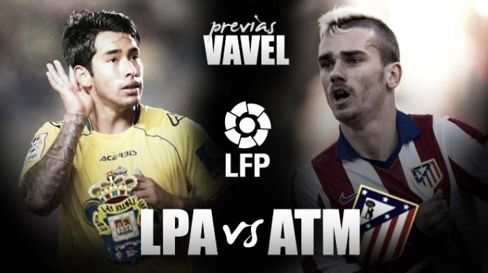Las Palmas - Atlético de Madrid: duelo para cumplir los objetivos
