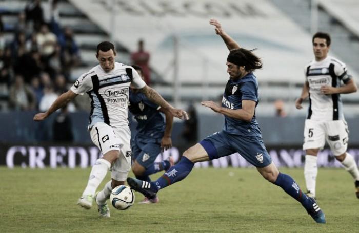 Belgrano - Vélez: Por la remontada
