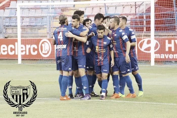 Un Extremadura de playoffs no estará solo en el Colombino