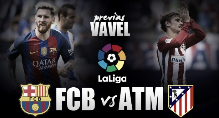 Previa FC Barcelona-Atlético de Madrid: ganar para no descolgarse