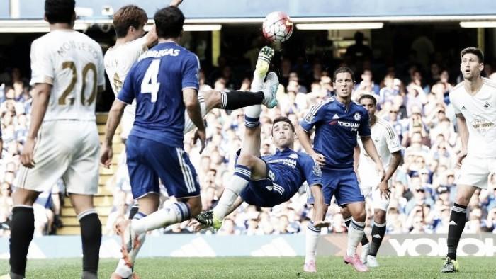Previa Chelsea - Swansea City: objetivos enfrentados