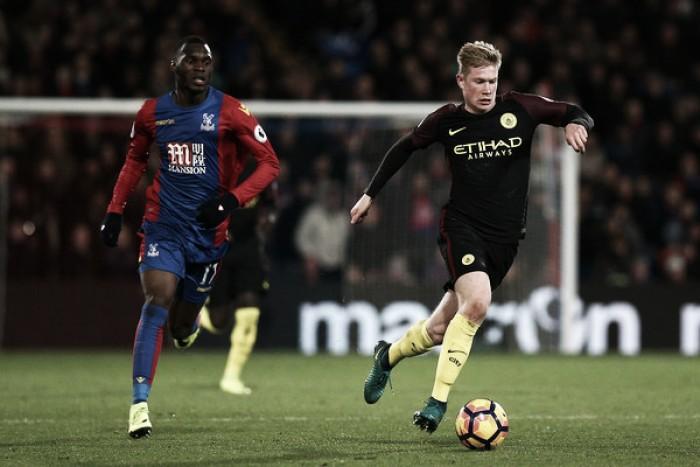 Previa Crystal Palace - Manchester City: deseo de fin de año