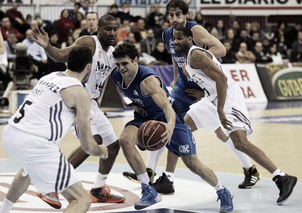 Real Madrid - Gipuzkoa Basket: volver a levantarse