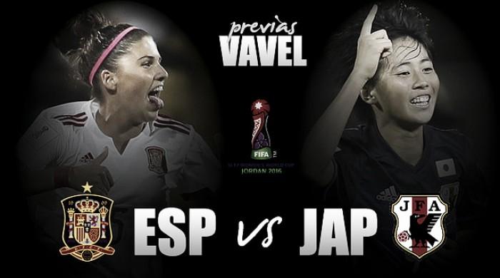 Previa España - Japón sub17: tambores de guerra