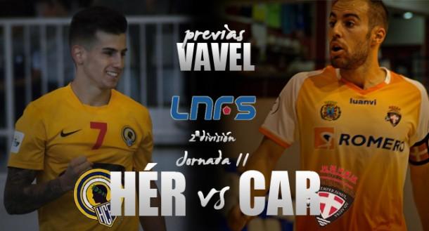 Hércules San Vicente - P.R.Cartagena: abrir brecha o dar posibilidades