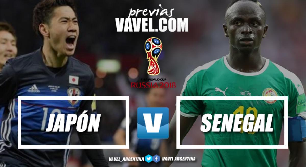 Previa Japón - Senegal: los punteros inesperados