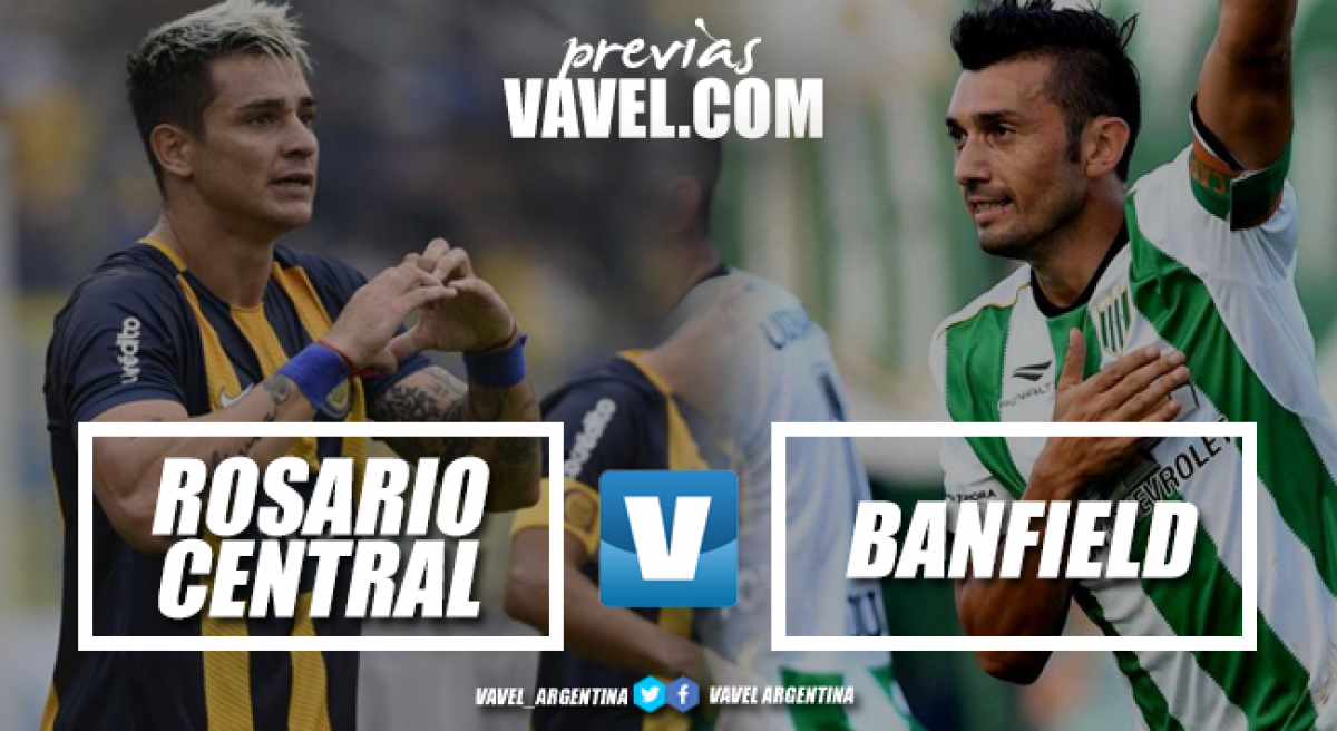 Previa Rosario Central - Banfield: el debut para ambos
