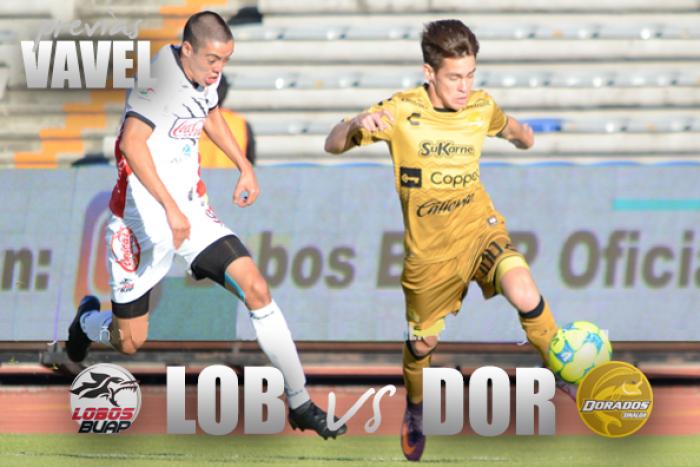 Previa Lobos BUAP - Dorados: A 180 minutos de Primera División